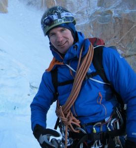Stuart McAleese, Mountain Guide